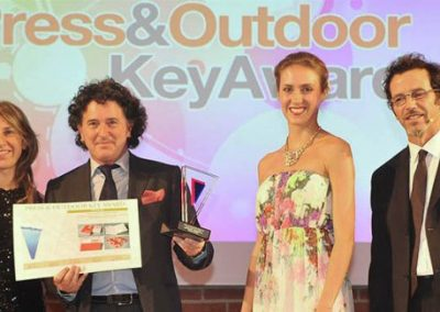 PRESS & OUTDOOR KEY AWARD 2014